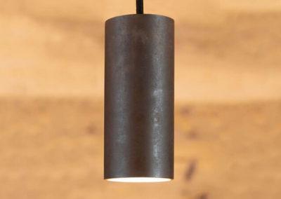 Das klassische Design verleiht dieser Lampe einen modernen Look
