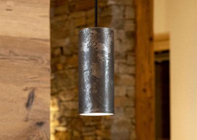 Die Mon de Fer Luminair Round ist mit feinstem Stahl verarbeitet