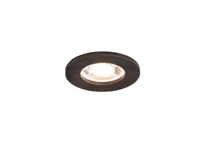 Die runde Variante der eleganten Deckenleuchten von Mon de Fer - downlight curved